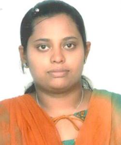 Sherene Shilpa Rani, Asst 9